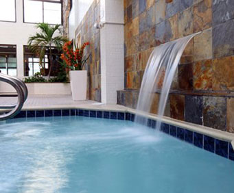 Quality Inn Boardwalk Indoor Swimming Pool