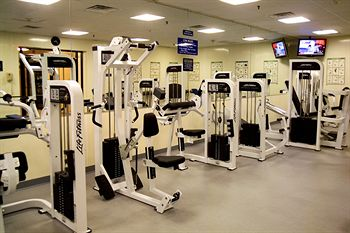 Clarion Resort Fontainebleau Fitness Center