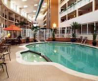 Quality Inn Oceanfront Indoor Swimming Pool