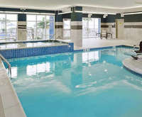Outdoor Swimming Pool of Hampton Inn & Suites Ocean City/Bayfront-Convention Center