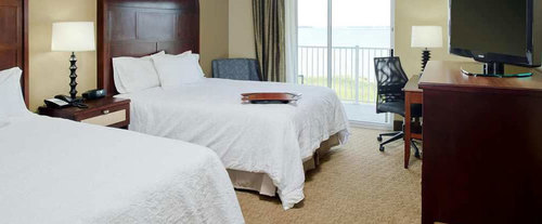 Photo of Hampton Inn & Suites Ocean City/Bayfront-Convention Center Room