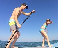Outer Banks Paddleboard Eco Tour
