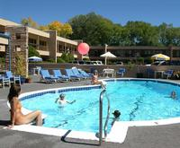 Outdoor Swimming Pool of Garretts Desert Inn