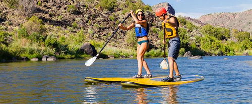 SUP Lessons in Santa Fe, New Mexico