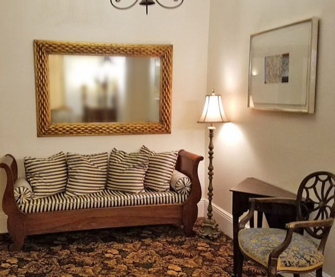 Photo of The Fairmount Hotel Room