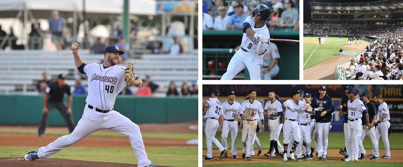 Buy 2019 San Antonio Missions Baseball Game Tickets