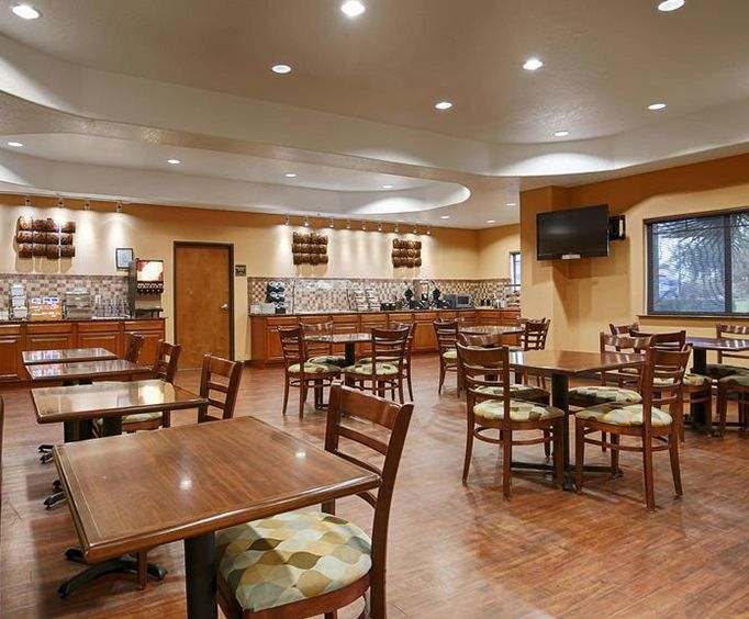 Best Western Plus Palo Alto Inn  Suites Dining