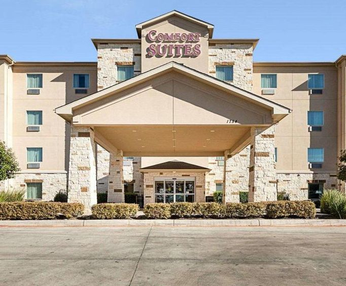 Exterior of Comfort Suites Stone Oak San Antonio