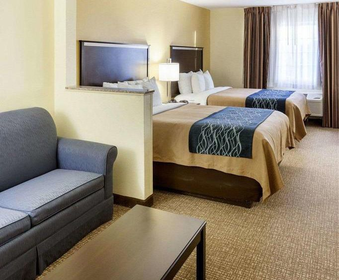 Comfort Inn  Suites Texas Hill Country-Boerne Room Photos
