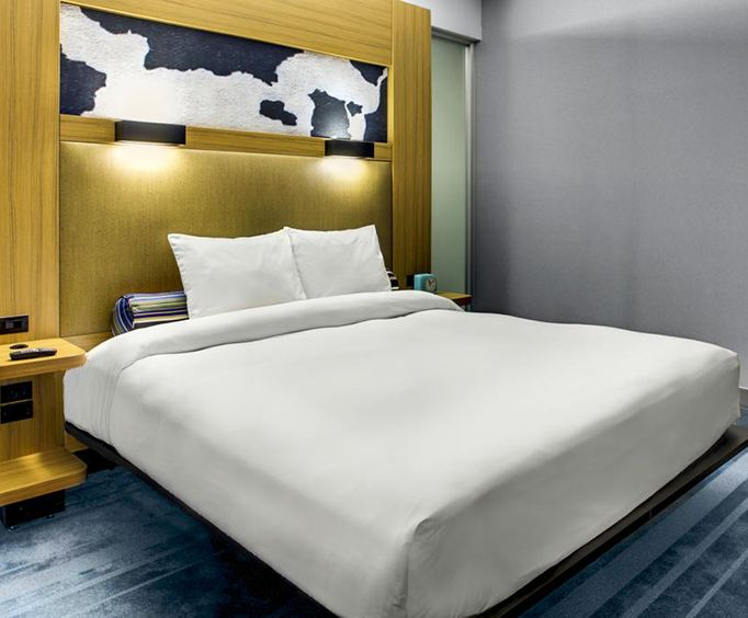 Room Photo for Aloft San Antonio Airport