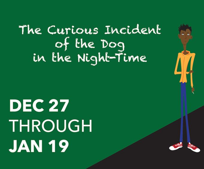 The Curious Incident of the Dog in the Night Time at the Cellar Theater