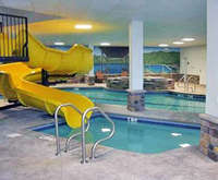 Comfort Suites Lake George, NY  Waterpark