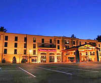 Hampton Inn & Suites Lake George NY Dining