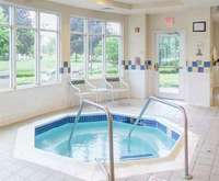 Hilton Garden Inn Hall of Fame Avenue Indoor Pool