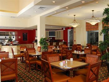 Hilton Garden Inn Hamilton Dining Photo