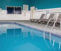 Sleep Inn Sandusky OH Indoor Pool