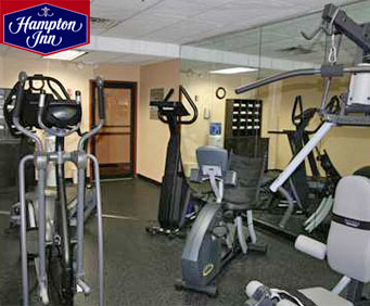 Hampton Inn Richmond - North/Ashland Fitness Center