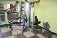 Fitness Center at Best Western Inn at the Vines