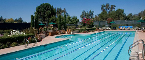 Outdoor Pool at Silverado Resort and Spa