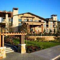 Exterior of The Westin Verasa, Napa
