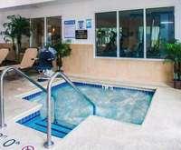 Sleep Inn Suites Washington Il Indoor Swimming Pool