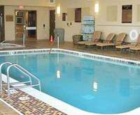Embassy Suites East Peoria - Hotel & RiverFront Co Indoor Pool