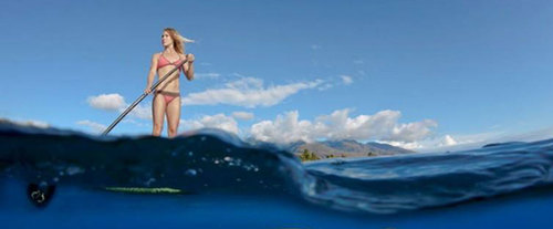 Paddleboard Tour in Honolulu, Hawaii, stand up paddleboard