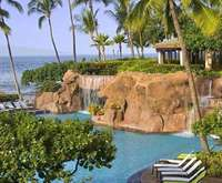 Outdoor Swimming Pool of Hyatt Regency Maui Resort & Spa