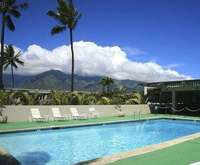 Outdoor Swimming Pool of Maui Beach Hotel