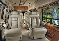 Travel in Complete Comfort by Luxury Limo-Van