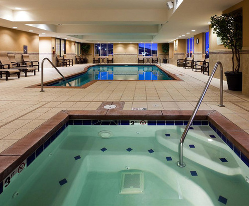 Hampton Inn & Suites Fairbanks Indoor Pool