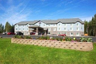BEST WESTERN PLUS Chena River Lodge Business Center