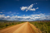 Dalton Highway on Route to Arctic Circle