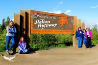 Explore the Arctic Circle on the Dalton Highway