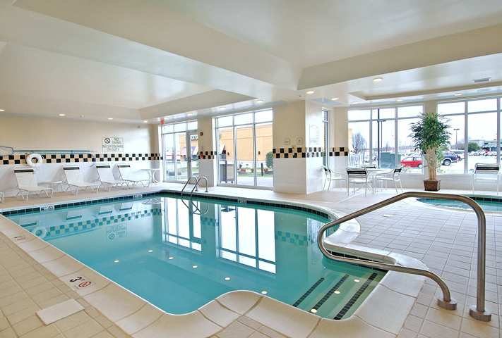 Indoor Pool. Hotel General Picture. Hilton Garden Inn ...