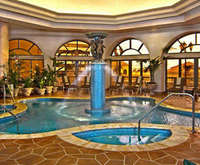 Peppermill Resort Spa Casino Featuring The Tuscany Tower Indoor Swimming Pool