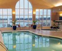 Homewood Suites by Hilton @ The Waterfront Indoor Swimming Pool