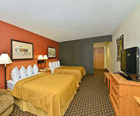 Photo of Quality Inn & Suites Event Center Room