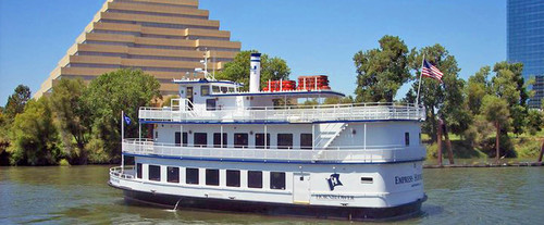 Historic River Cruise in Sacramento, CA