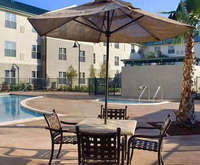 Outdoor Swimming Pool of Homewood Suites by Hilton® Sacramento Airport-Natomas