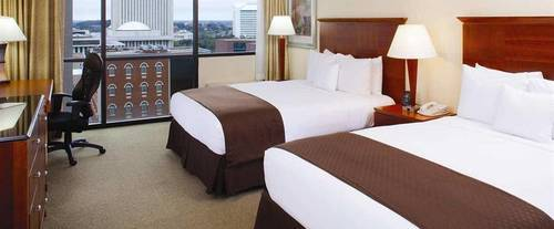 Photo of Doubletree Hotel Tallahassee Florida Room