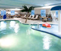 Hampton Inn & Suites Boise-Downtown, Id Indoor Pool