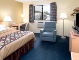 Room Photo for Super 8 Nampa