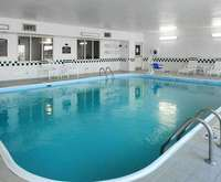 Quality Inn & Suites Springfield IL Indoor Swimming Pool