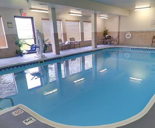 Best Western Clearlake Plaza Indoor Pool