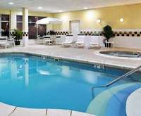 Hilton Garden Inn Springfield Indoor Swimming Pool