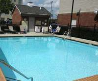 Outdoor Swimming Pool of Homewood Suites by Hilton Lexington-Hamburg Lexington KY