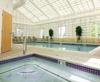 Hampton Inn Portland-Airport South Portland ME Indoor Pool