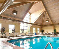 BEST WESTERN Executive Inn Indoor Pool