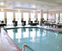 Hampton Inn Jackson/Flowood (Airport Area) MS Indoor Swimming Pool